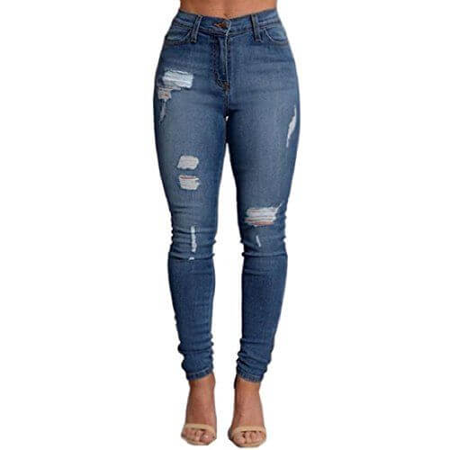 VICVIK Jeans for Flat Butt